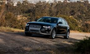 first audi quattro 2013 audi allroad first drive u2013 review u2013 car and driver