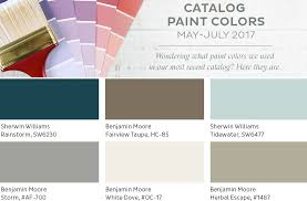 paint colors for 2017 summer 2017 paint colors how to decorate