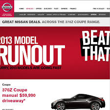 nissan 370z z 0 to 60 time nissan 370z coupe manual 59 990 driveaway almost 13 000 off
