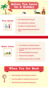 checklist things to do before you leave on a
