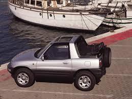 toyota rav4 convertible for sale toyota rav4 1996 pictures information specs