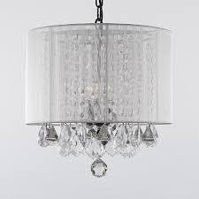 bathroom chandelier amazon com