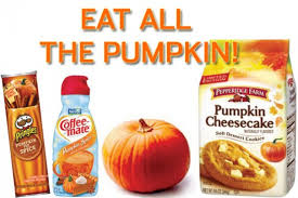 pumpkin foods 16 things to love about fall the list september 2013