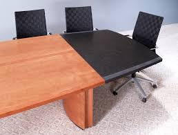 Black Boardroom Table Cherry Wood Conference Table Stoneline Designs