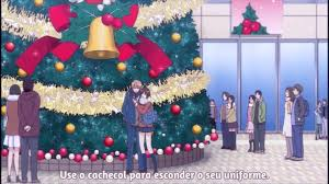 anime mix merry all i want for is you