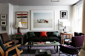 habitually chic gallery wall
