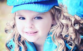 Wallpaper Collection Of Cute Little Girl On Spyder With Small Baby