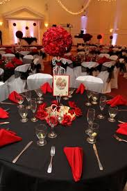 Red And White Centerpieces For Wedding by Red Black And White Alice In Wonderland Wedding Wedding