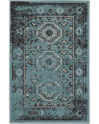 2 x 3 accent rugs spring savings on turquoise abstract woven accent rug 2 x3