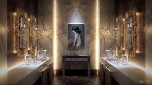 luxury bathroom design luxury bathroom design with chandeliers and antique rectangular