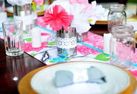 fab feature a backyard bridal shower by birds of the feather