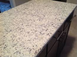 dallas white granite countertops with dark cabinets love