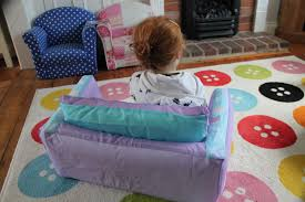 review readyroom worlds apart frozen flip out mini sofa what