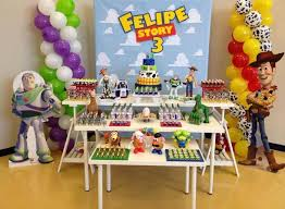 toy story decorations for birthday party toys model ideas