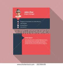 Simple Business Cards Templates Business Card Design Stock Images Royalty Free Images U0026 Vectors