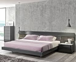 Contemporary Platform Bed Platform Bed
