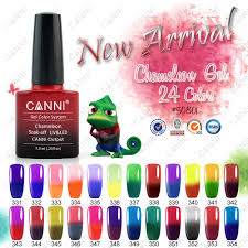 7 3ml sale canni easy soak off uv gel nails varnish uv led