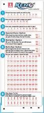 Mega Millions Payout Table Keno Oregon Lottery