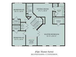 Bel Air Floor Plan by The Hampton Award Winning New Home Builder For Over 35 Years