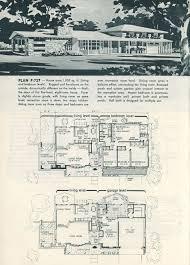 1272 best h mcm house plans images on pinterest vintage houses