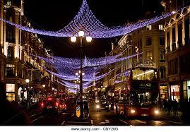 christmas street lights stock photos u0026 christmas street lights