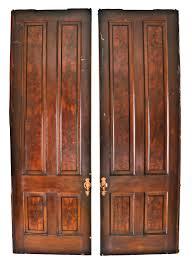 Richard Wilcox Barn Door Hardware by Hidden Pocket Doors From A 19th Century House On Ohio Street