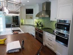 tv in kitchen ideas stunning kitchen tv ideas kitchen kitchen with corner tv cabinet