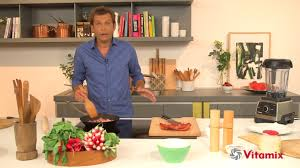 mytf1 cuisine laurent mariotte la quiche lorraine de laurent mariotte sa recette au vitamix pro750