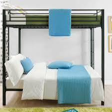 Viv Rae Madeline Full Over Full Bunk Bed  Reviews Wayfair - Full over full bunk bed