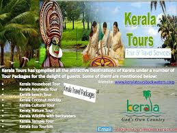 travel info images Kerala tour information amp travel guide jpg