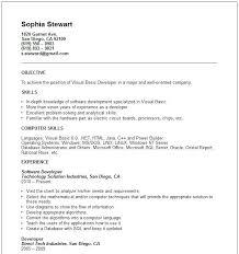 example of computer skills on resume computer skills resume