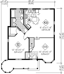 cottage style house plan 1 beds 1 00 baths 940 sq ft plan 25 1220