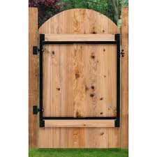 everbilt black decorative gate hinge and latch set 15472 the garden gates at home depot home outdoor decoration