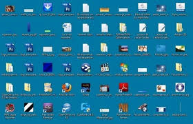 mettre un icone sur le bureau fences un outil élégant pour organiser les icônes de votre bureau