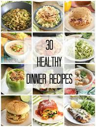 new year dinner recipe 30 healthy dinner recipes eat drink