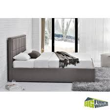 Grey Ottoman Bed 25 Best Bed Ideas Images On Pinterest Bed Ideas Warehouses And