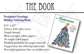 holiday coloring books tax deductible andi schoenbaum