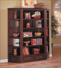 Tall Skinny Bookcase Tall Narrow Bookcase With Glass Doors Home Design Ideas