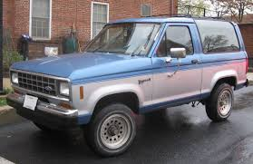 ford bronco ii wikipedia