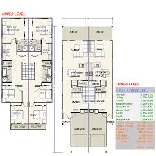 custom home plans and pricing tallowwood duple house plans free custom house plans prices