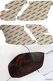 2010 ford taurus aftermarket tail lights ford taurus 10 12 smoked tail light covers