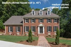 Hipped Roof House Mcmansions 101 Roofs Mcmansion Hell