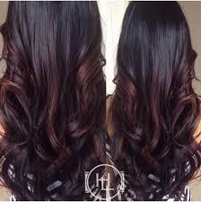 rich cherry hair colour 101 best hair indeed images on pinterest brunette hair hair