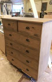 Rustic Wood File Cabinet by Best 25 Handmade Chest Of Drawers Ideas On Pinterest Handmade