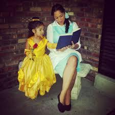 Beauty Beast Halloween Costumes 25 Mother Daughter Halloween Costumes Ideas