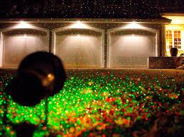 Christmas Laser Light Projector by Christmas Star Shower Solar Laser Light Projector Outdoor