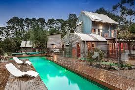 beach cottage design energy efficient beach style retreat with modern cottage design