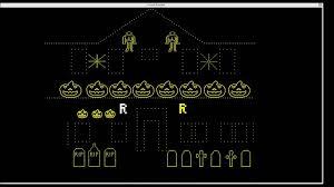 halloween house lights to music home leechburg lights