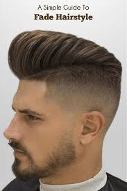 fade haircut images u0026 pictures for men