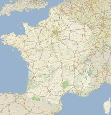 Marseilles France Map by Google Map France Recana Masana